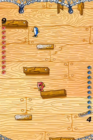 Screenshot iDescend – Fish, Go Down!