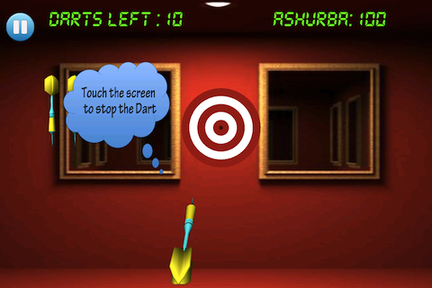 Screenshot Easy Darts 3D Pro